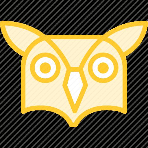 animal, bird, owl, zoo icon