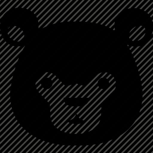 animal, bear, zoo icon