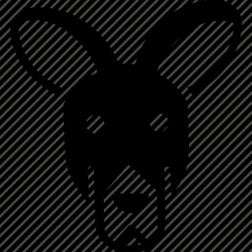 animal, kangaroo, zoo icon