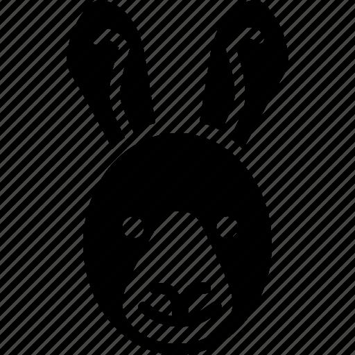 animal, rabbit, zoo icon