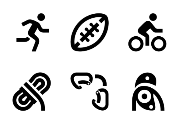 sports  android l  lollipop  icon pack  icons by ivan boyko