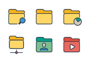 aami flat: Folders