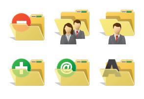 Account Folder 3D