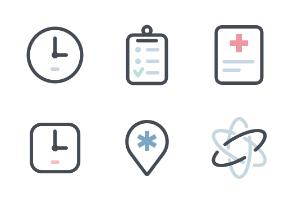 App / Hospital Bold Line