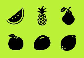 Basic Fruit & Vegetable Shapes