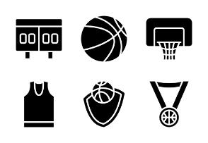 Basketball (Glyph)