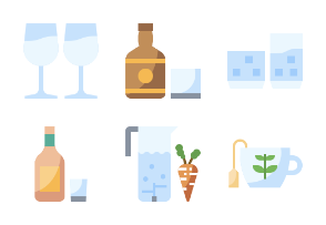 Beverage Flaticons