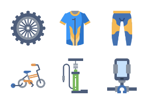 Bicycle Flaticons