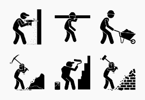 Builders and Construction Workers