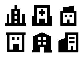 Buildings Glyph