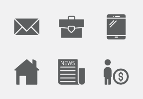 Business Glyphs vol 1
