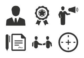 Business Management - Black series