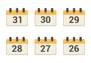 Calendar Vol 2