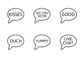 Chat - Talk - Conversation - Communication 2