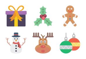 Christmas - Flat