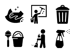 Cleaning Icon Png
