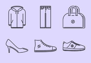 Clothes Outline