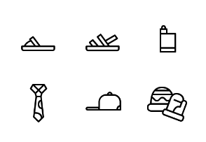 Clothing Male Outline