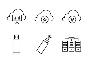 Linicons: Cloud Computing & Networking