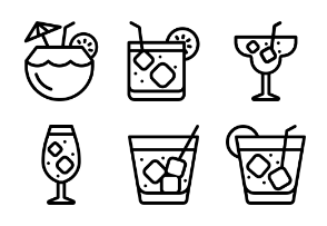 Cocktail Glass Collection