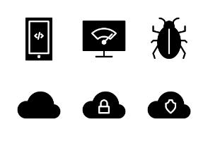 Computer Service (glyph)