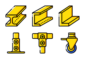 Construction 1 - Yellow