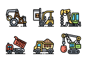 Construction-Vehicle-FillOutline