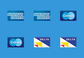 Credit card, debit card