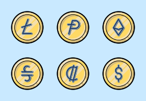 Creptocurrency coin