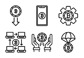 Cryptocurrency (Line)