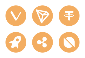 Cryptoicons - Glyph Pack