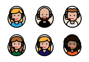 Customer Support Avatars