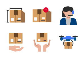 Delivery and Logistic (Flat)