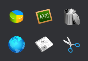 Desktop Program Items