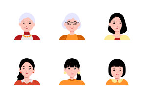 Diversity Avatars Vol 01