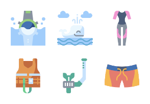 Diving Flaticons