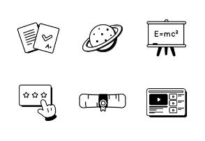 Education Pen Draw Set