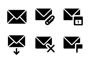 WatchKit icons - Email