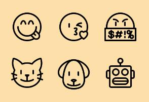 Emoji & Emoticons