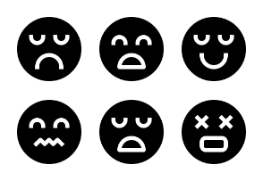 Emotion Face Thirty Two - Pon