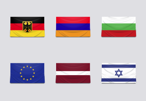 Epic Flag Icon Set