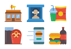 Fast Food - Flat