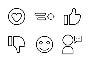 Feedback style outline