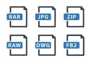 File Formats Set - 2