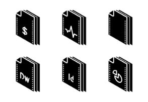 Files And Folders ISO - Solid 2