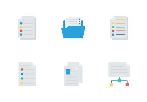 Files & Folders Flat vol 4