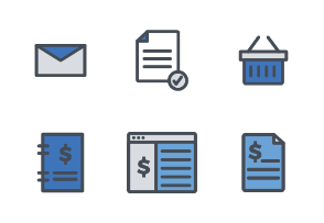 Finance and Payments color