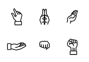 Finger line vol1