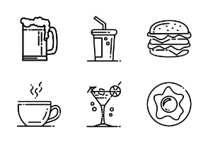 Food and Drink Outline