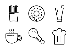 Food and Drink - Outline